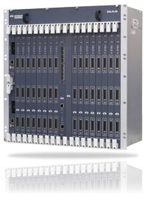 The iBASTM High Capacity Chassis (12RU, 18 slots)
